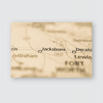 Jacksboro Texas Usa Poster, Pillow Case, Tumbler, Sticker, Ornament