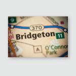 Bridgeton Missouri Usa Poster, Pillow Case, Tumbler, Sticker, Ornament