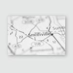 Smithville Georgia Usa Poster, Pillow Case, Tumbler, Sticker, Ornament