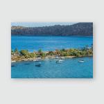 Pefki Evia Island Greece June 21 Poster, Pillow Case, Tumbler, Sticker, Ornament