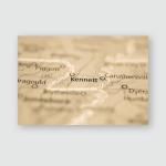 Kennett Missouri Usa Poster, Pillow Case, Tumbler, Sticker, Ornament