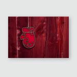 Pendant Wooden Figures Poster, Pillow Case, Tumbler, Sticker, Ornament