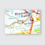 Keno Oregon Usa Poster, Pillow Case, Tumbler, Sticker, Ornament