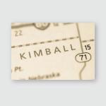 Kimball Nebraska Usa Poster, Pillow Case, Tumbler, Sticker, Ornament