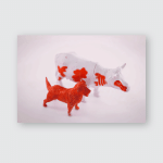 Pet Dolls Figurines Poster, Pillow Case, Tumbler, Sticker, Ornament