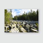Wonderful Landscape View Mountain Ranges Southern Poster, Pillow Case, Tumbler, Sticker, Ornament