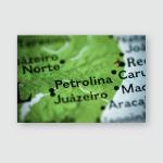 Petrolina Brazil Poster, Pillow Case, Tumbler, Sticker, Ornament