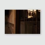 Wooden Windows Poster, Pillow Case, Tumbler, Sticker, Ornament