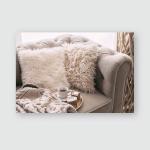 Still Life Details Nordic Living Room Poster, Pillow Case, Tumbler, Sticker, Ornament
