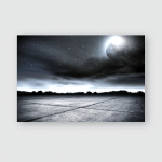 Street Background Free Place Your Decoration Poster, Pillow Case, Tumbler, Sticker, Ornament