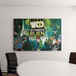 Ben 10 - Cartoon Canvas Wall Decor 2