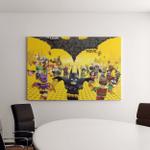 Inspired The LEGO Batman 3 - Movie Canvas Wall Decor 2
