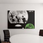 Oogie Boogie - Movie Canvas Wall Decor 2