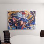 Sailor Moon 8 - Cartoon Canvas Wall Decor 2