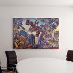Transformers Earth Wars 1 - Gaming Canvas Wall Decor 2