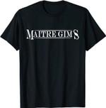 Maitre_Gims Congolese T-Shirt
