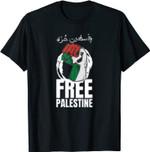 Free Jerusalem, Free Gaza, Free Palestine Shirt T-Shirt
