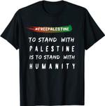 freepalestine peace for palestine T-Shirt