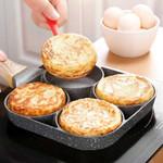 🔥 Four Hole Frying Pan