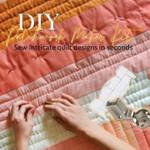 🔥 Diy Patchwork Maker Kit