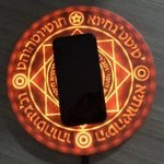 Card Captor Sakura Wireless Charger