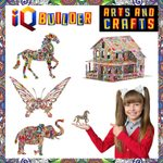 ❤️ 3D Coloring Puzzle Set ( Include 12 Color Markers ) ❤️