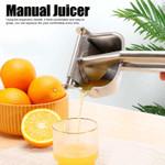 Hand Press Fruit Juicer