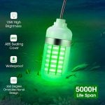 50% OFF-LED Underwater Night Fishing Light (108 LED Lights)