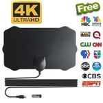🔥 HDTV Cable Antenna 4k