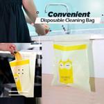 Biodegradable Easy Stick-On Trash Bag