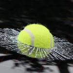 ❤️ Ball Hits Car Window 3d Sticker