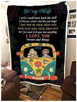 Blanket - Hippie - To My Wife