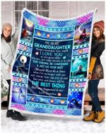 Blanket - Mermaid - Granddaughter (Grandma) - The Best Thing