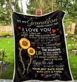 Blanket - Grandson (Grandpa)  - You Are My Sunshine