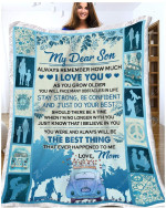 Blanket - Hippie -  My Dear Son - The Best Thing