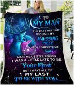 Blanket - Deer - My Man - Missing Piece (Galaxy)