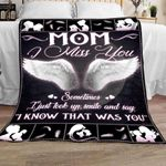 Blanket - Mom - I Miss You