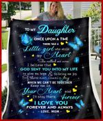 Blanket - Butterfly - Daughter (Mom) - Once Upon A Time