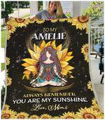 Blanket - Hippie - To My Amelie