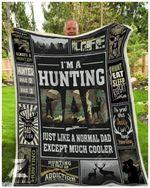 Blanket - Hunting - I'M A Hunting Dad