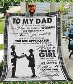 Blanket - To My Dad - You Are Appreciated