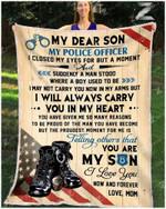 Blanket - Police - Son (Mom) - I Closed My Eyes