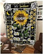 Blanket - Hippie - Blessed To Be Called Grandma