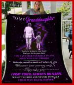 Blanket - Granddaughter - I Believe In You (Grandma)