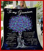Blanket - Grandson - Love You For The Rest Of Mine (Grandma)