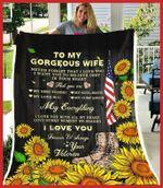 Blanket - To My Wife - My Everything (Veteran)