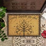 Front Door Mat Outside Front Door Rug Decorative Entrance Doormat New Home Gift Idea