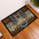 Native American Pattern Doormat
