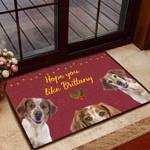Hope you like Brittanys Dog Funny Outdoor Indoor Wellcome Doormat