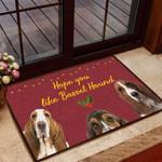 Hope you like Basset Hound Dog Funny Outdoor Indoor Wellcome Doormat